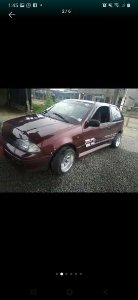 Chevrolet Forza 96 5000$ negociable