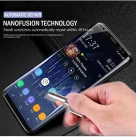Mica Proteccion Hidrogel Samsung S8 S9 S10 Plus S20 Note 9