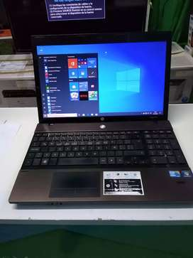 Notebook HP Probook Core i3 4 GB imperdible