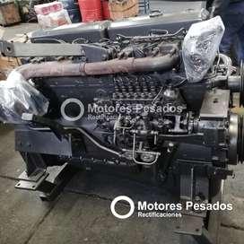 Motor Scania 112  - Rectificado con 04 y garantía