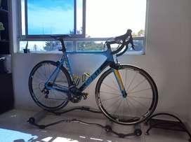 Vendo bicicleta giant propel