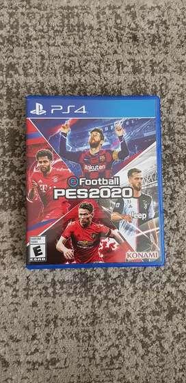 PES 2020 | PS4 | Konami