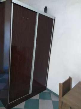 Placard capri 2 puertas corredizas
