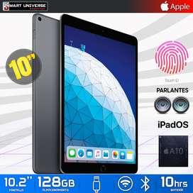 Apple iPad 2019 7ma Gen 10.2 Pulgadas 128gb Wi Fi Sellados