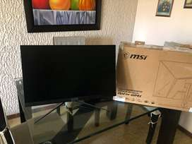 monitor MSI Optix G241 24 144hz 1 ms panel ips