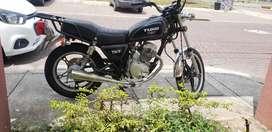 Vendo moto TUKO TK-150 al día