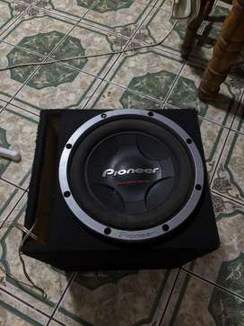 Subwoofer Pioneer Champions Series