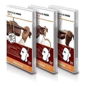 Curso de Violín en DVD