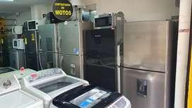 Vendemos neveras lavadoras de las mejores marcas con muy poco uso