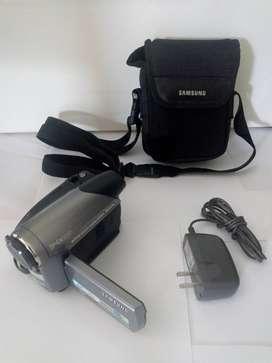 Vídeo cámara Samsung   34×optical zoom.  SCD 372