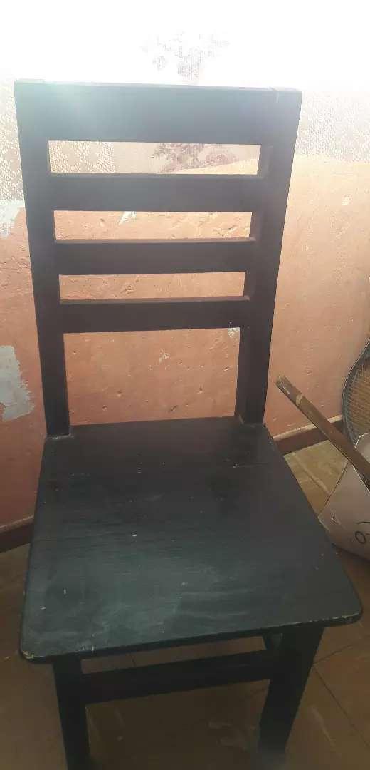 Vendo sillas 0