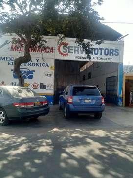 SE REQUIERE MECANICO AUTOMOTRIZ