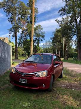 Toyota Etios 2014 xls