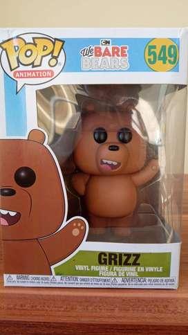 FUNKO POP Grizz (con caja NUEVO)