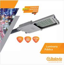 Iluminarias LED italavia 150w