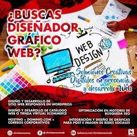 Diseño Gráfico Web Tienda Online
