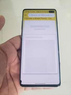 Vendo Samsung S10+ 128gb Baratijas Aprovecha