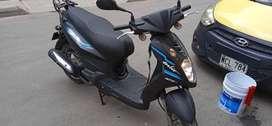 Vendo moto 125 señoritera