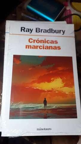 CRONICAS MARCIANAS (nuevo)