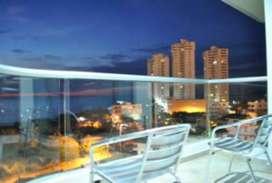 Alquiler moderno apartamento sector rodadero sur