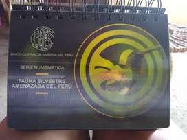 ALBUM MONEDA PERUANA DE UN SOL