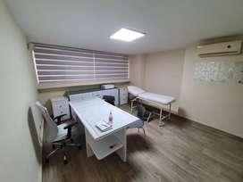 Consultorio tiempo completo para médico, nutricionista, fonoaudiología, fisioterapia u odontología