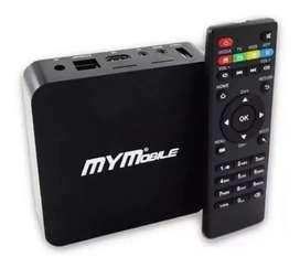 Tv box 8 GB ram 1 gb quad