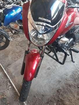 Exelente moto Honda cbf 150