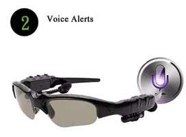 Gafas de sol con Bluetooth mp3