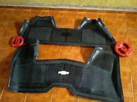 Cubre alfombras Chevrolet 400 Caja/Volante