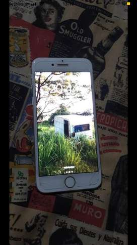 vendo iphone 7 impecable 32gb mas airpods