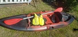 """Vendo Kayak Scandinavian modelo """"AESIR"""", casi nada de uso."""