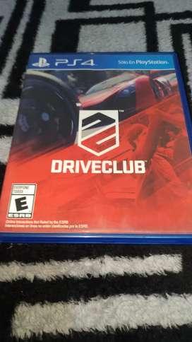 Driver club usado para ps4
