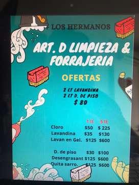 ART DE LIMPIEZA BERAZATEGUI