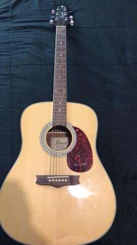 Guitarra Acustica Samick