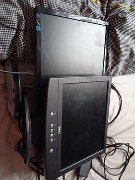 Pantalla plana de computadora marca DELL S/.150 soles