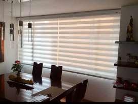 Venta de toda clase de cortinas modernas y tradicionales