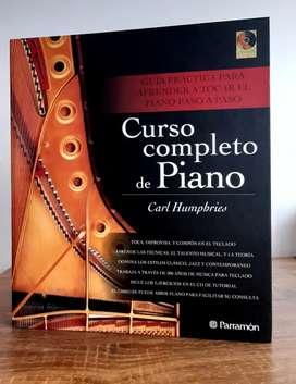 Curso completo de Piano Carl Humphries