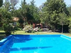 Alquilo casa con pileta por dia Villa de Merlo - San Luis p/ 5 personas
