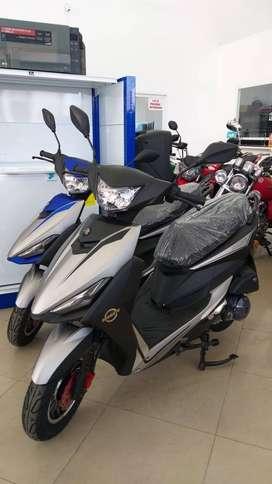 Moto Oromoto 125 tipo Pasola año 2020