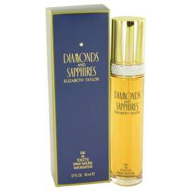 PERFUME MUJER DIAMONS AND SAPPHIRES 50ML