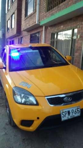 vendo o permuto taxi en el rosal cundinamarca