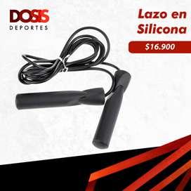 Cuerda / Lazo para saltar en silicona