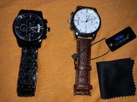 Relojes originales marca Olmeca cronografos