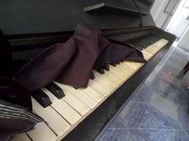 Piano Vertical Zimmemann antigüo