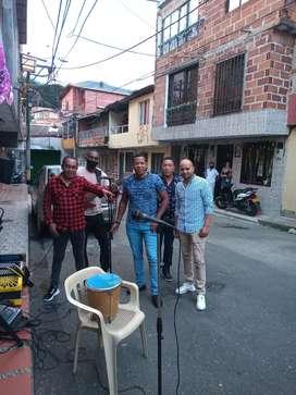 El mejor grupo vallenato en Medellín
