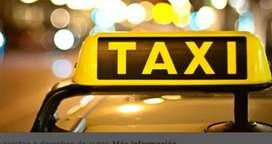 Vendo puesto de taxi con acciones en quito