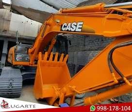 EXCAVADORA CASE  CX240B