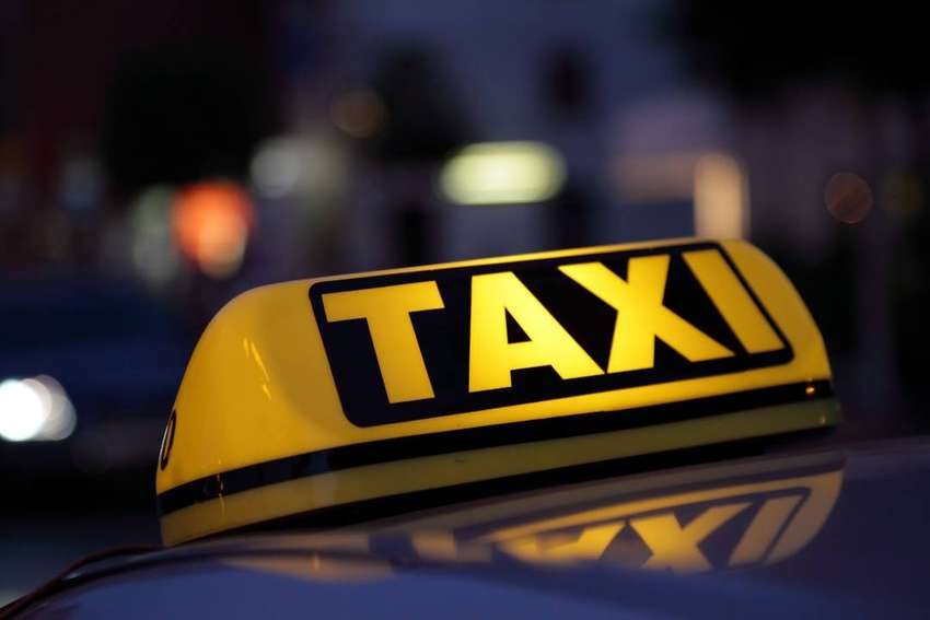 TAXI A GAS ALQUILER 0