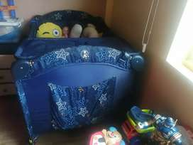 Vendo cunita más colchón